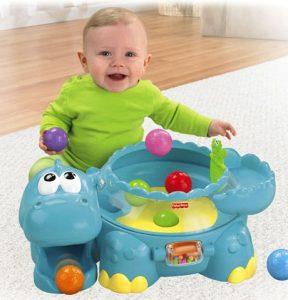 Lodër për moshën 3 - 6 muajsh