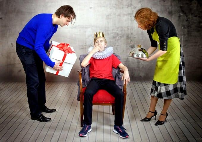 Tipologjitë e prindërimit tolerant