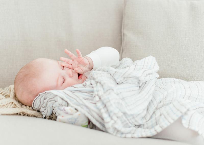 Probleme me gjumin e bebit