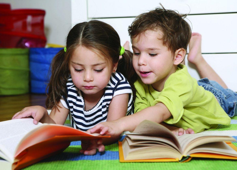 Fëmijët dhe libri